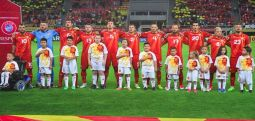 Macedonia ranked 135. at latest FIFA ranking