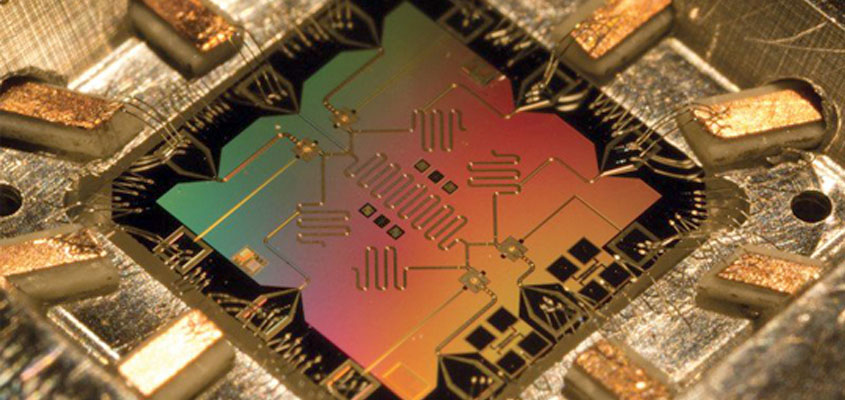 China developing world's first quantum computer