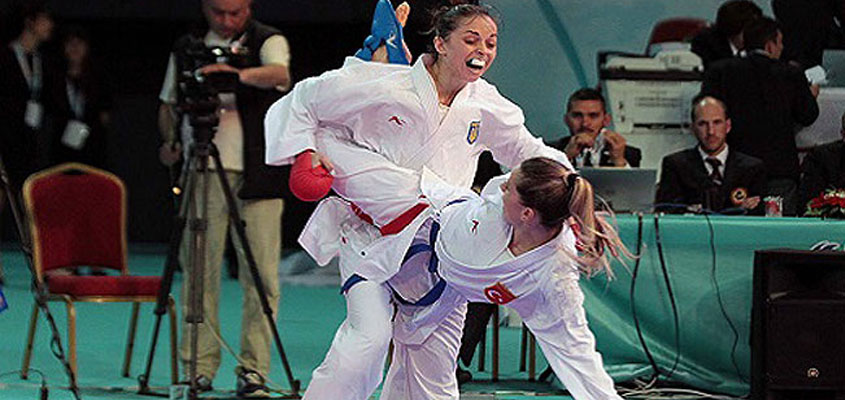 Macedonian karate fighters aim for two medals at the European championship