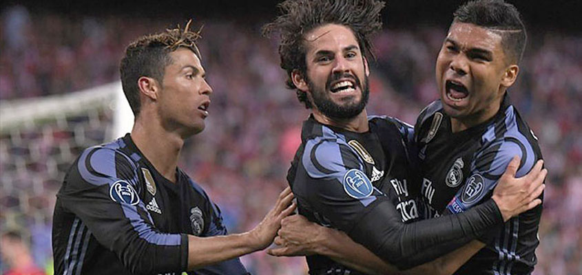 Champions League, në finale Real Madrid-Juventus