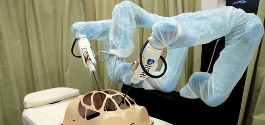'HeroSurg' robot allows surgeons to 'feel' while operating via computer