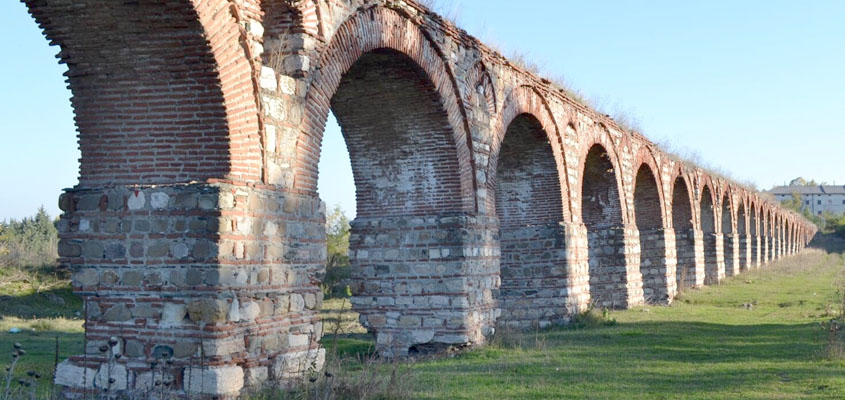 Skopje Aqueduct to be restored