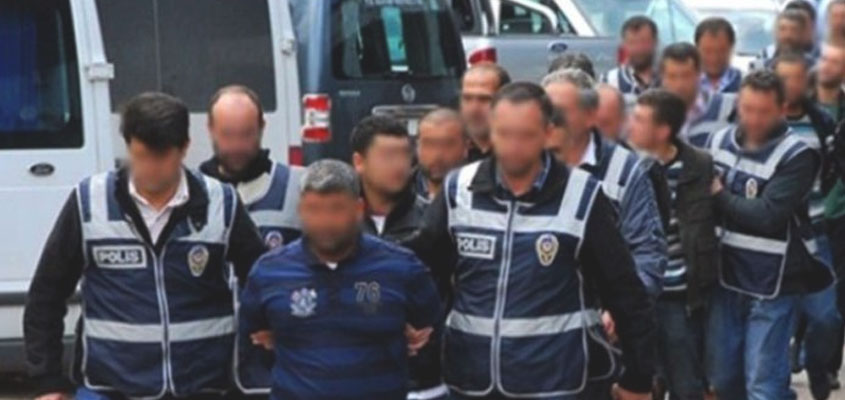 Turkish police detain 646 in one week over alleged Gülen links