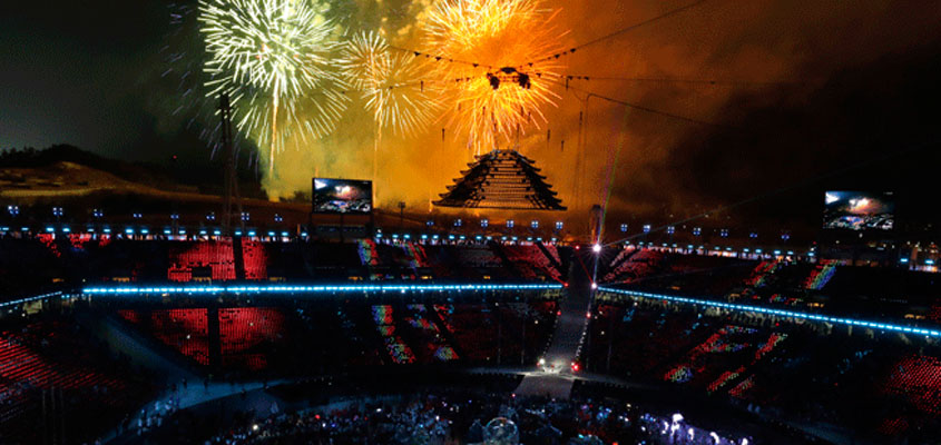 Winter Olympics: Closing ceremony farewells Pyeongchang Games