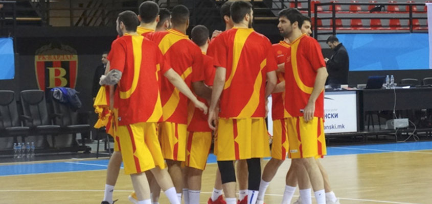 Macedonia one place up in FIBA World Ranking