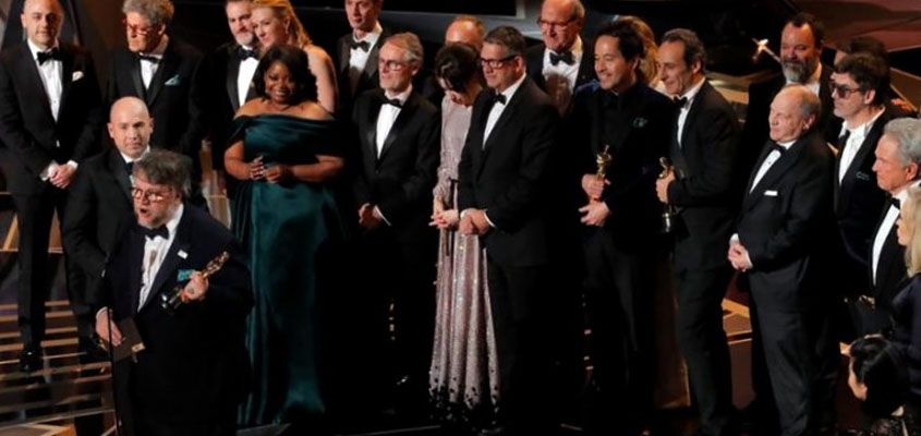 En İyi Film Oscar'ı, The Shape of Water'ın