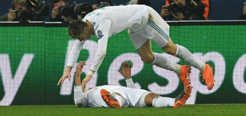 Champions League: Real Madrid and Liverpool progress to quarter-finals