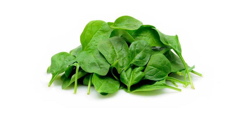 Lower your blood pressure with spinach