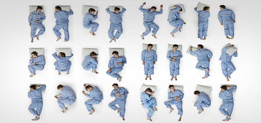 Why Do We Turn Over During Sleep?