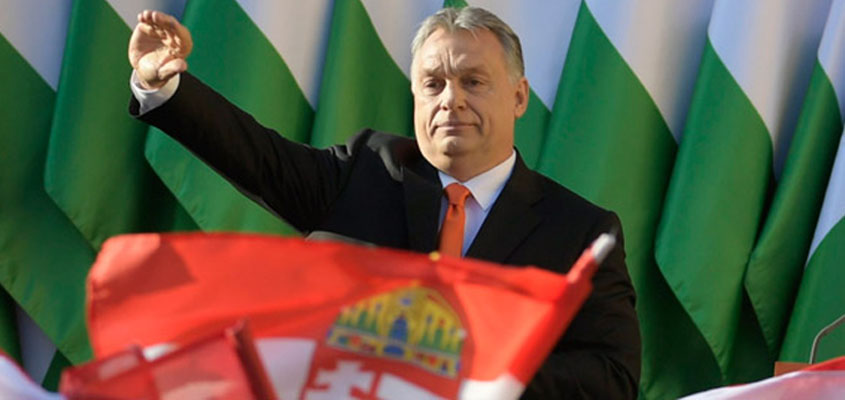 Hungary PM Viktor Orban re-elected for third term
