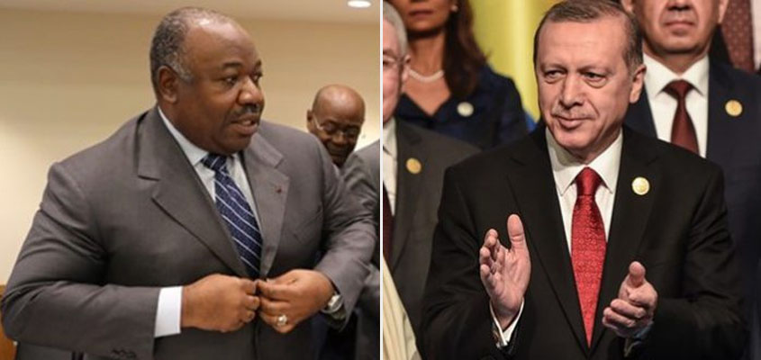 Erdoğan praises Gabon abductions, vows new operations
