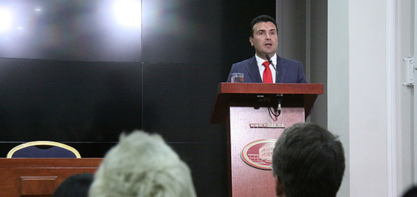 Zaev: Wikileaks document, reason more to vote at referendum