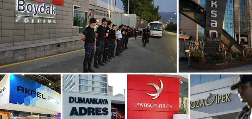 932 companies under Turkish gov't control after post-coup seizures