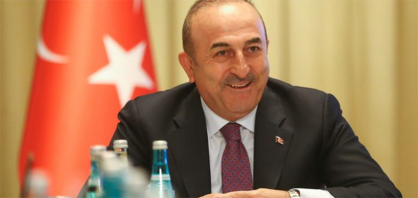 Turkish FM accuses opposition party of alliance with several 'terrorist' organizations