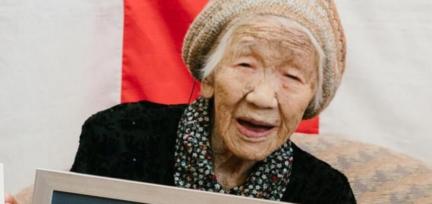 Japanese woman is world's oldest living person, Guinness confirms
