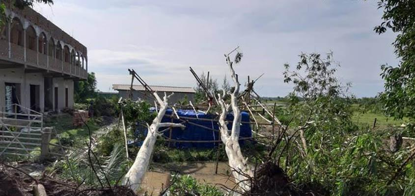 Cyclone Amphan wreaks havoc in India, Bangladesh, killing at least 22