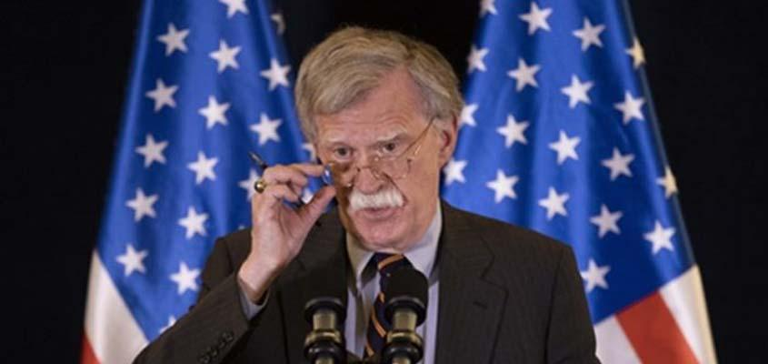 Former NSA Bolton claims Trump tried to intervene in Halkbank case at Erdoğan's request