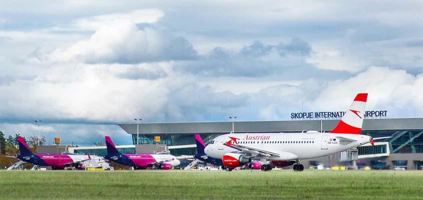 Skopje Ohrid Airports To Reopen July 1 And 2 With Wizz Air Flights