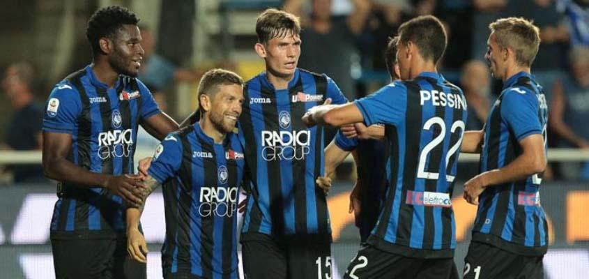 Atalanta crush Brescia to go second and beef up massive goal tally
