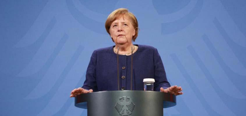 Merkel: Vaccine certificate will take 3 months to create