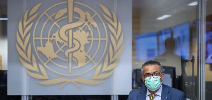 WHO boss after talks with Germany: Money alone won't vaccinate people