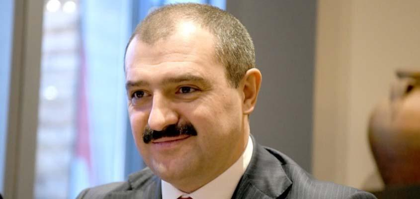 President Lukashenko's son is new head of Belarus Olympic committee