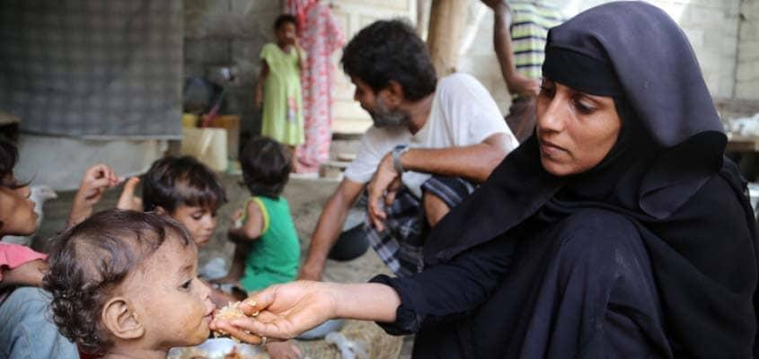 UN appeals for 3.85 billion dollars as Yemen faces hunger crisis