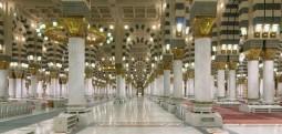 Rëndësia e kolonave të xhamisë së Profetit a.s