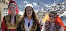 Karnavalet Ilire në Bozovcë të Tetovës