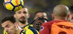 Fenerbahçe vurgunu Kadıköy'de yedi