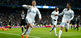 ECL: Bayern, Real Madrid win