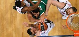 Euroleague playoffs set