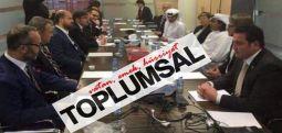 Beşiktaş satılabilir; Fikret Orman'ın Katarlılarla yaptığı görüşmede Bilal Erdoğan baş köşede!