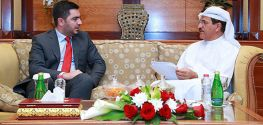 Macedonia, UAE to boost cooperation in trade, tourism