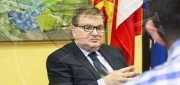 ÖZEL RÖPORTAJ | Fransız Büyükelçi Thimonier: Brüksel'e giden yol Meclis'in çalışmasından geçer..