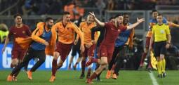 Roma gjunjëzon Barcelonën, fiton me përmbysje të madhe në 'Olimpico'