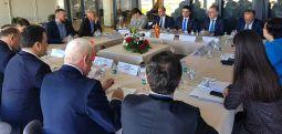 Makedonya ile Arnavutluk arasında ticari alış veriş hacmi yükselecek