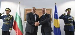 Haradinaj: Kosovën dhe Bullgarinë nuk e ndanë asnjë temë