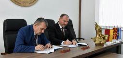 Marrëveshje bashkëpunimi UT – AAB