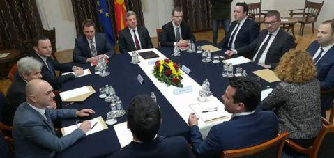 'Zhan Mone', pozita dhe opozita fillon koordinimin