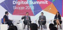 Üsküp'te buluşan Batı Balkanlar liderleri, dijital devrimi konuştular