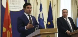 Yunanistan, isim sorununda topu Makedonya tarafına attı..