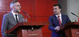 Almanya'nın AB Bakanı Roth: İsim sorunu yıl sonuna kadar çözülmeli.