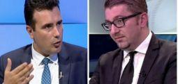 "Zaev, Muhalefet lideri Mitskovski'nin ""Televizyonda tartışalım"" teklifini kabul etti."