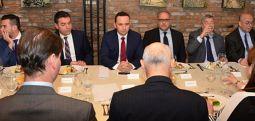 Османи и Димитров едногласни: Заслужуваме датум за преговори со ЕУ и покана за НАТО