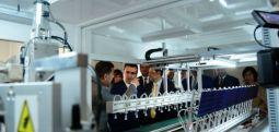 Во Македонија отворена прва фабрика за фотоволтаици
