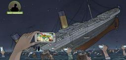 Titanik'in güvertesinde son senfoni!