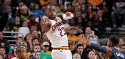 NBA finalja e katërt me radhë për Klivlendin