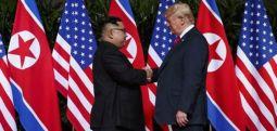 Kritik zirve gerçekleşti: Trump ve Kim ilk kez bir arada
