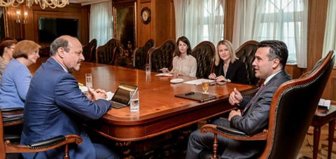 Zaev: Greece agreement closes last issue on road to EU, NATO
